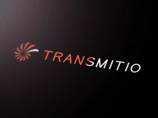Logo de Transmitio