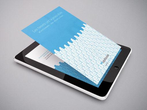 Livre numérique «Les Tweets ont la peau dure»
