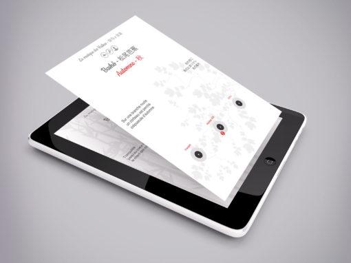 Livre numérique «La musique des Haïkus»