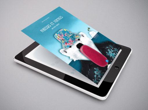 Livre numérique «Ivresses et vertiges»