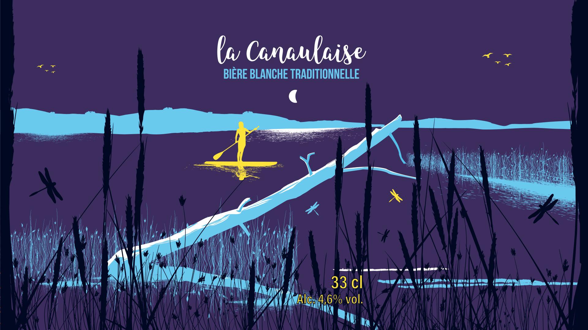 La Canaulaise Blanche