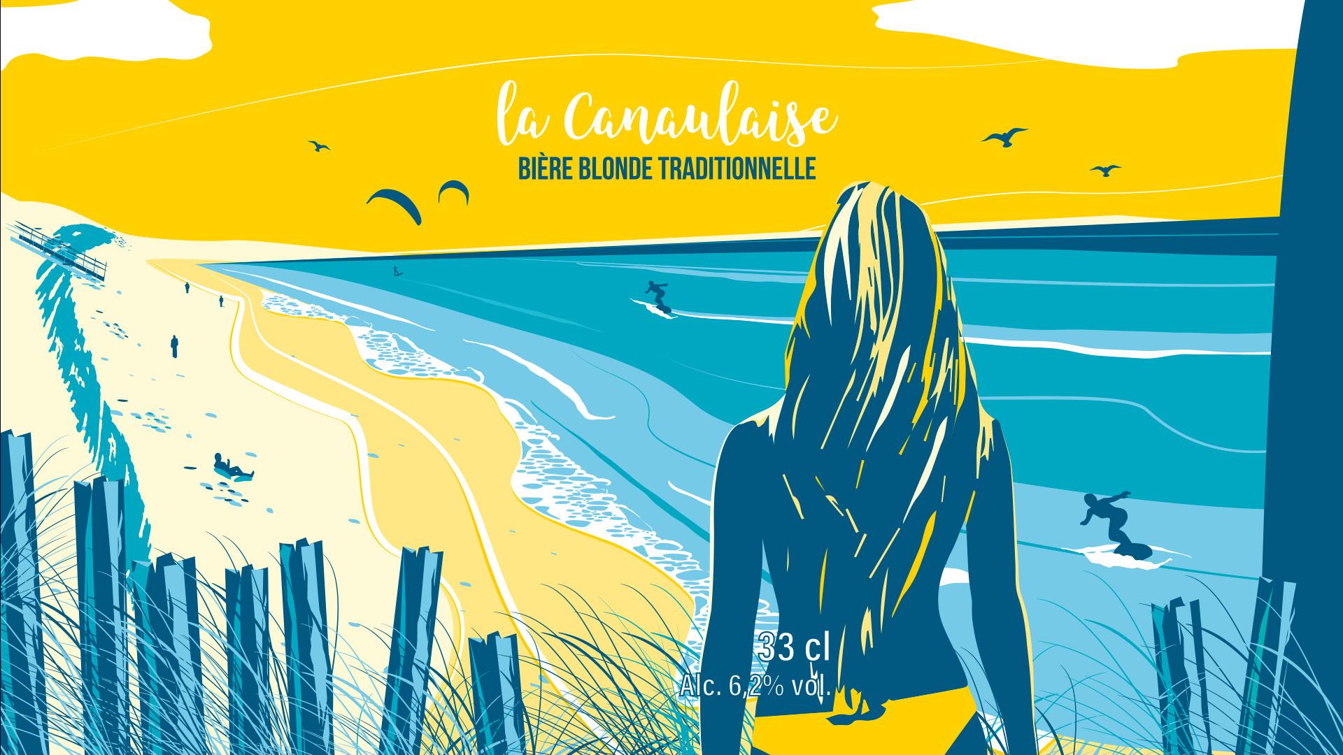 La Canaulaise Blonde