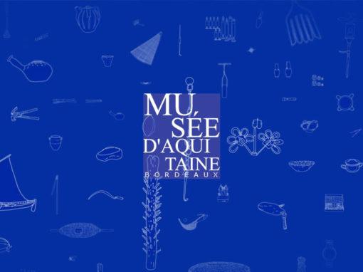 Exposition interactive XX et XXI siècle du Musée d'Aquitaine