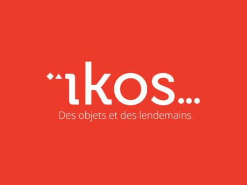 ïkos – Logo et Identité visuelle