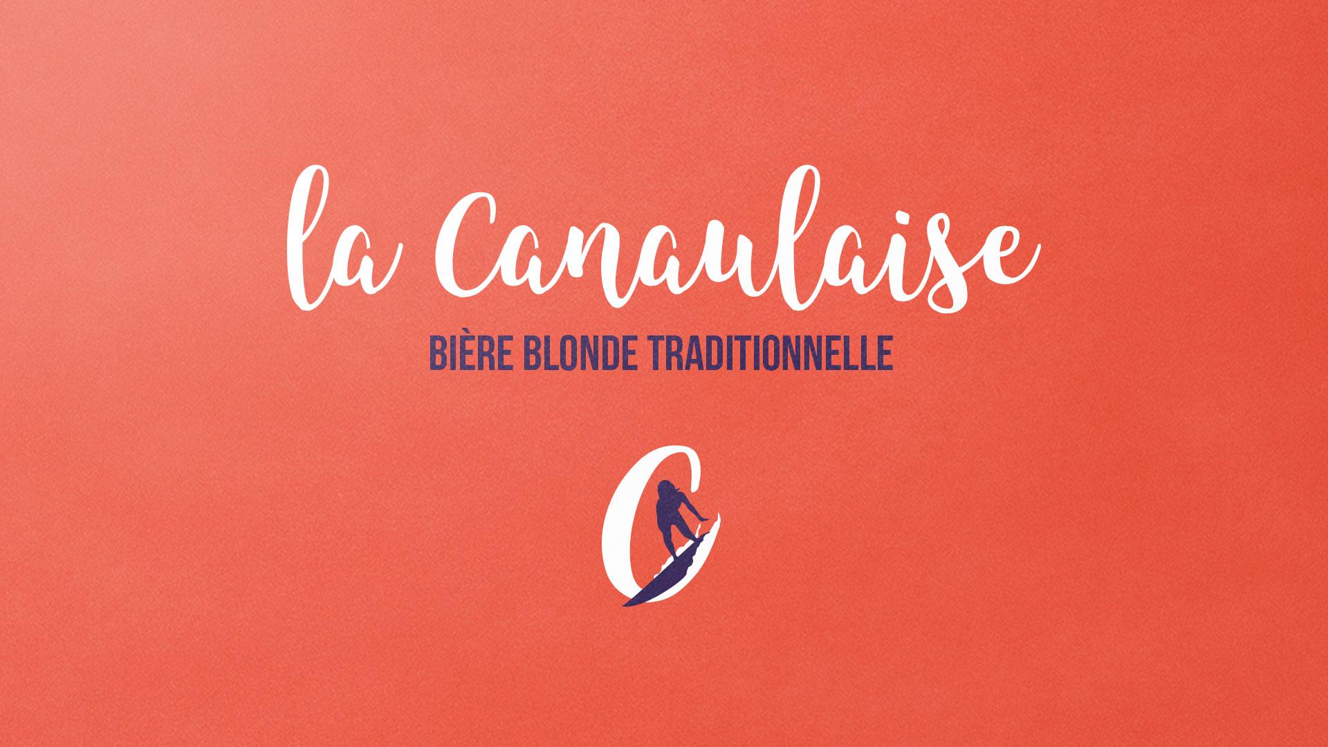 logo Bières IPA La Canaulaise