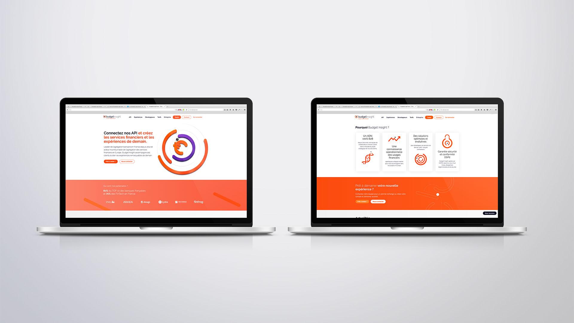 Site Internet Business Insight