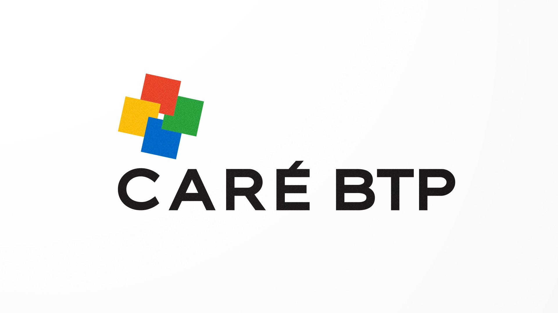 logo Caré BTP