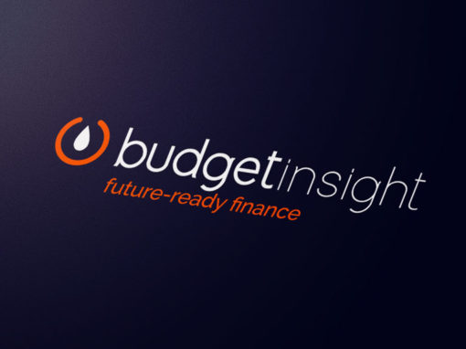 Refonte de l'identité visuelle de Budget Insight et supports de communication