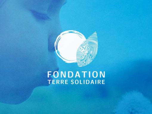 Campagne de don en ligne pour la Fondation Terre Solidaire