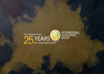 Film d'entreprise des 25 ans d'International Assistance Group