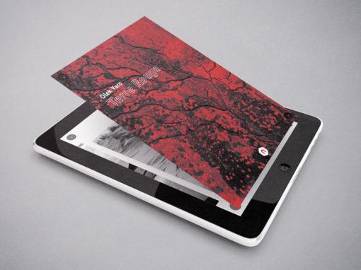 Livre numérique «Terre rouge»