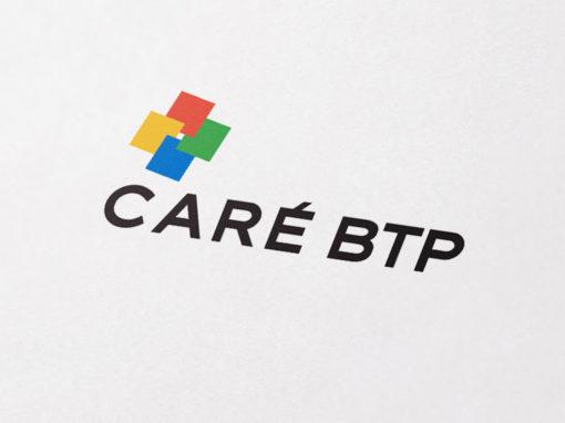 Refonte du logo et de l'identité visuelle de Caré BTP