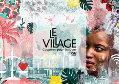 Extranet du Village CA de la Réunion