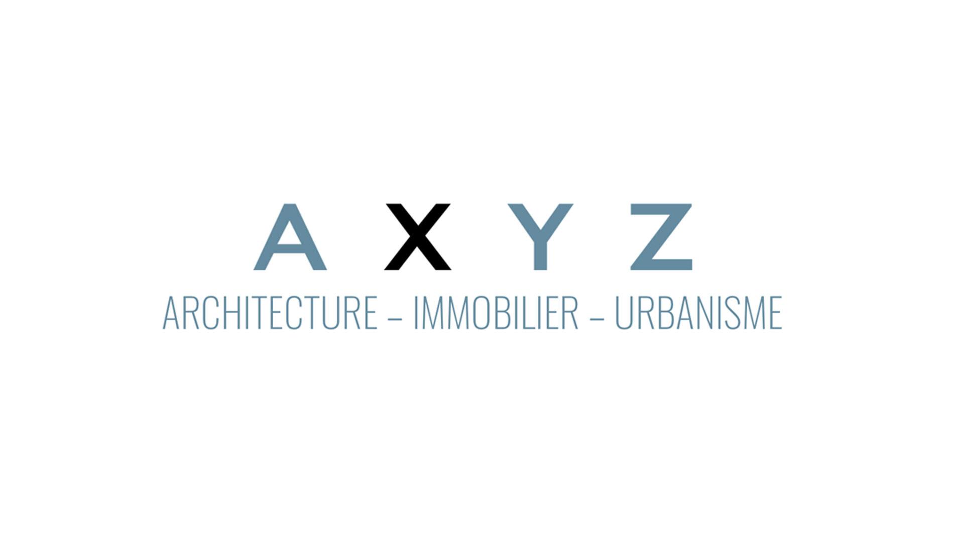 logo AXYZ Arhitecture, Immobiler & Urbanisme