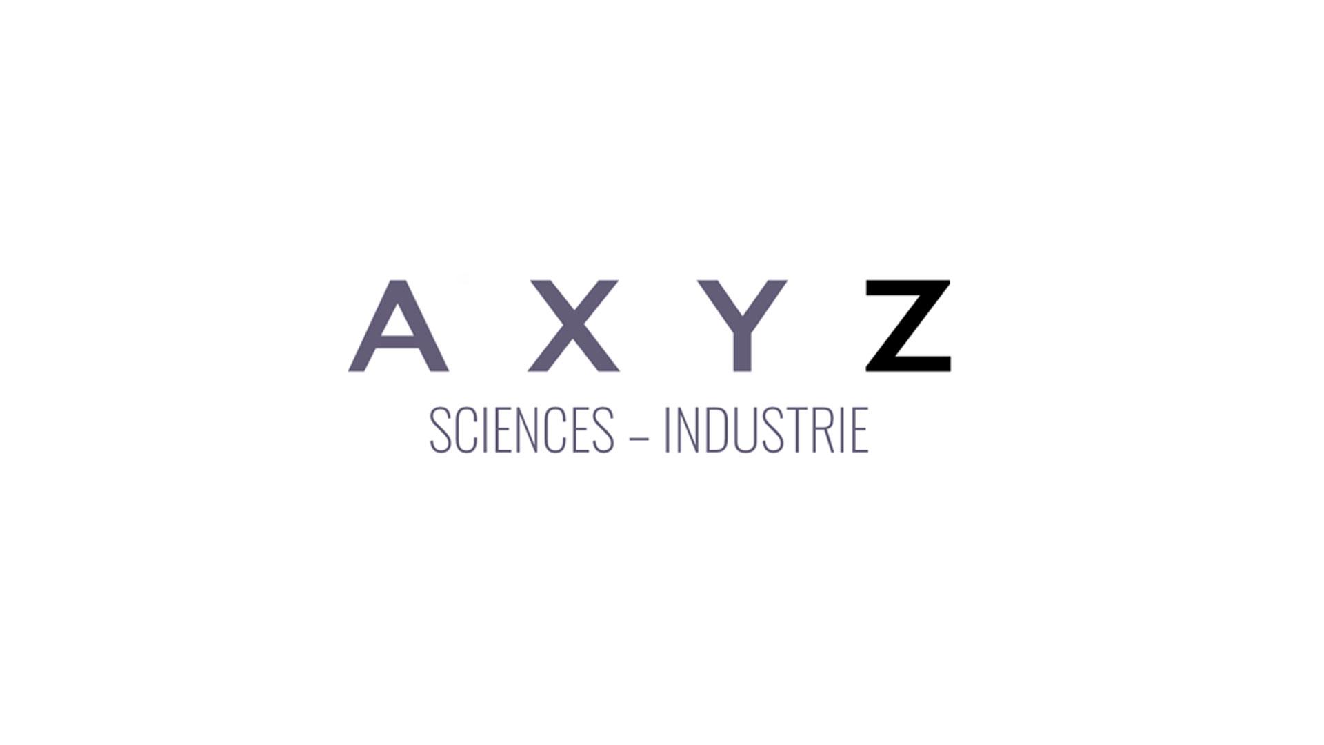 logo AXYZ Sciences & Industrie