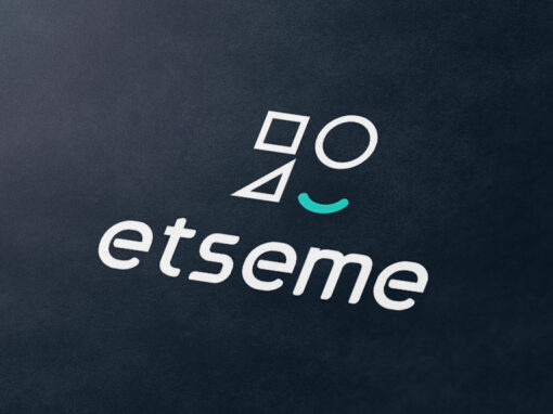 Logo et identité visuelle d'Etsème